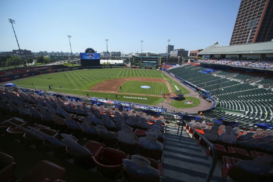 Blue Jays extending stay in Buffalo through July 21
