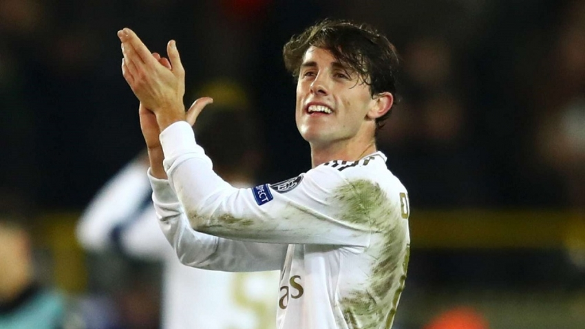 Bayern Munich sign Real Madrid defender Odriozola on loan