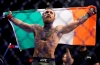 UFC star Conor McGregor says he's retiring from fighting