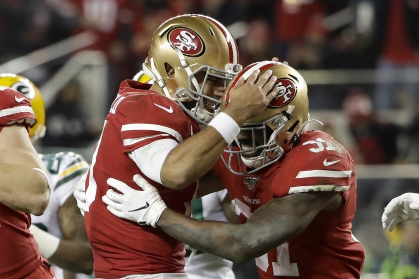 Mostert lifts 49ers to Super Bowl with win vs Packers