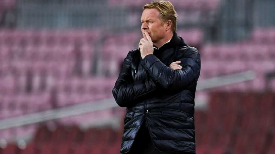 Koeman: Nothing impossible for Barcelona against PSG