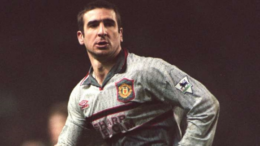 Man Utd legend Cantona inducted into Premier League Hall of Fame