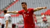Record-breaking Lewandowski inspires champions