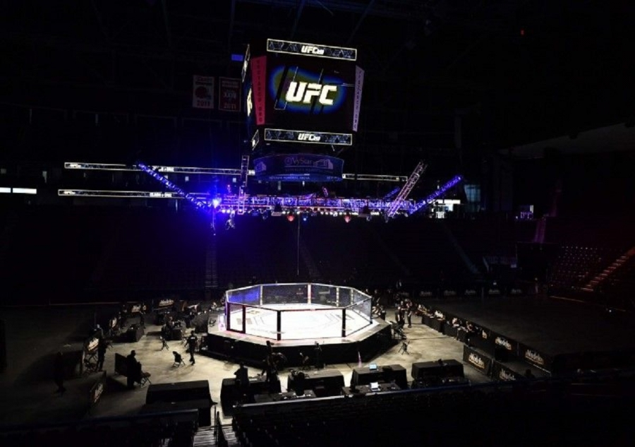 UFC Fight Night loses 2 bouts due to COVID-19
