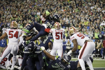 49ers take NFC West, No. 1 seed with win over Seahawks