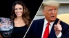 "Eve Torres claims Donald Trump ""forcefully grabbed"" her in 2009"