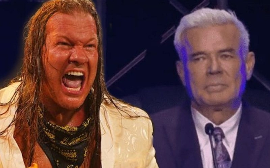 """AEW's Chris Jericho responds to Eric Bischoff's """"cosplay competition"""" comments"""