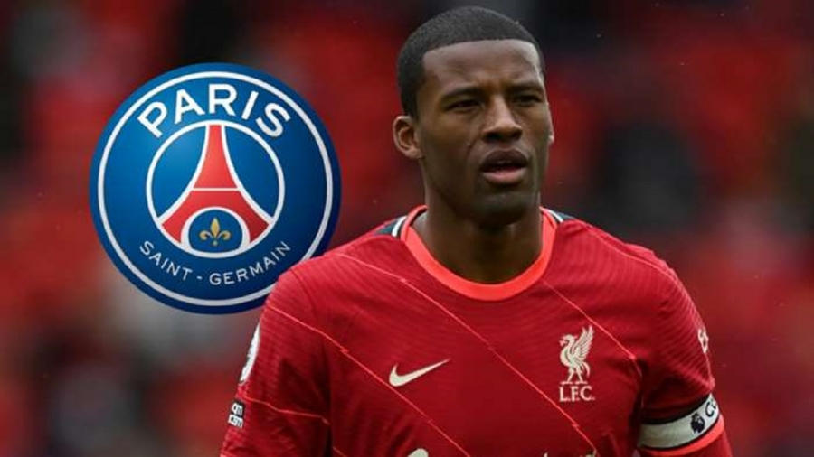 Wijnaldum signs for PSG on free transfer following Liverpool departure