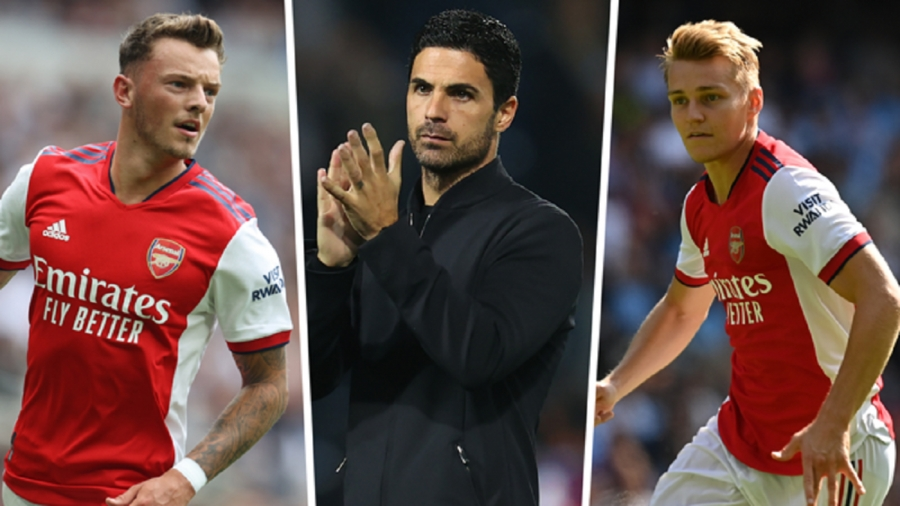 Arteta explains why Arsenal made record £145m spend in summer transfer window