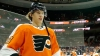 Flyers F Lindblom out rest of the season with rare cancer