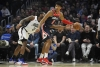 Clippers blow out undermanned Wizards