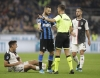 New handball rule is straining VAR system in Serie A