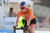 Van der Breggen completes world championships double with road race title