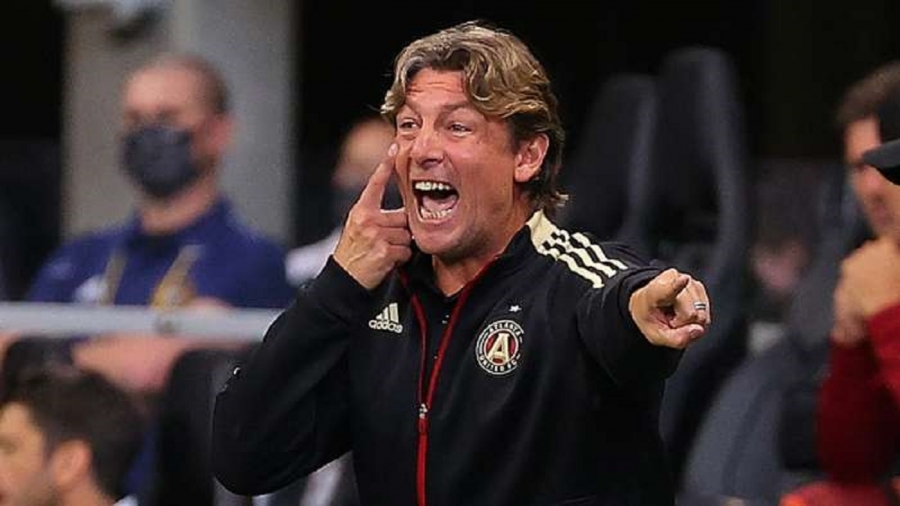 Heinze fired by Atlanta United after just 13 MLS games