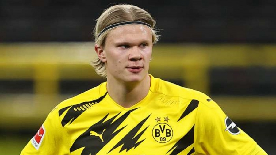Haaland warned about leaving Dortmund too early
