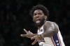 Embiid has 38 points, 13 boards, Sixers beat Celtics