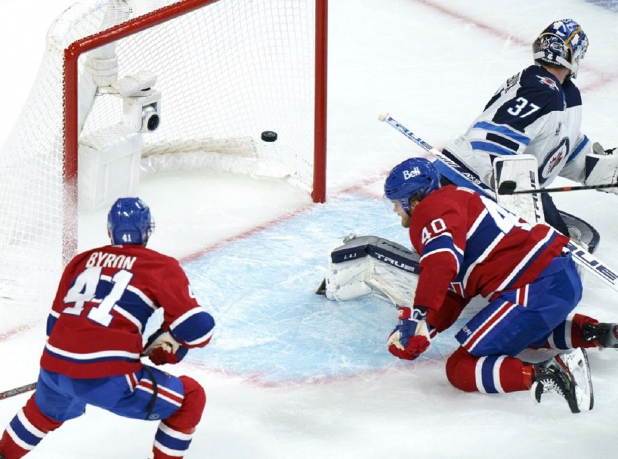 Winnipeg Jets v Montreal Canadiens: Canadiens rout Jets to take 3-0 series lead