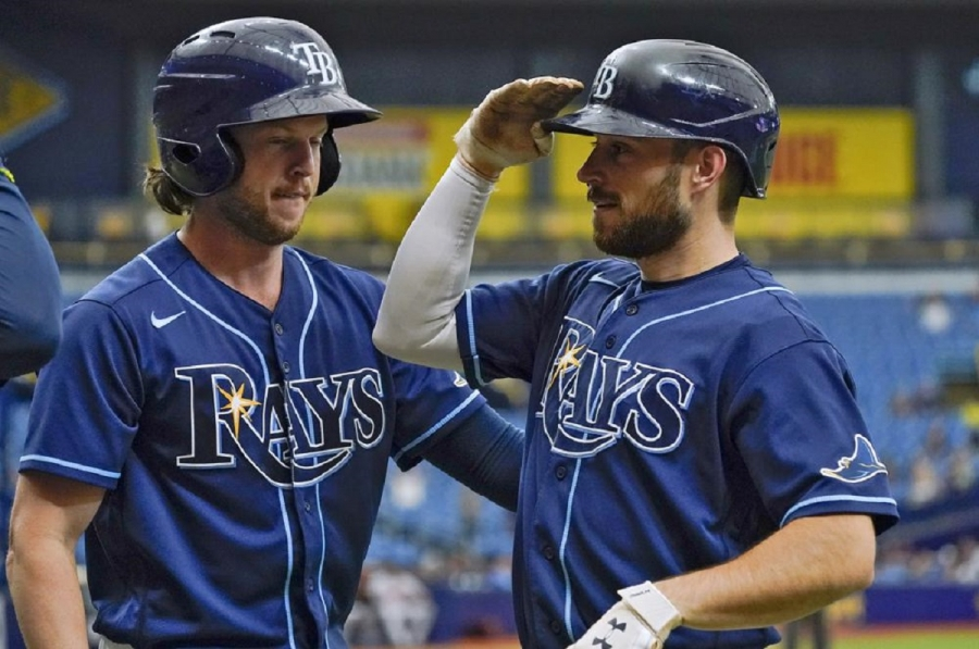 Baltimore Orioles v Tampa Bay Rays: Lowe hits 29th homer, Rays extend Orioles' skid to 15 games