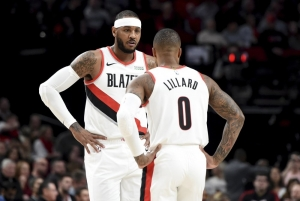 McCollum has 33 points, Trail Blazers beat the Kings