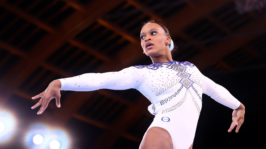 Andrade chases first ever medal for Brazilian women