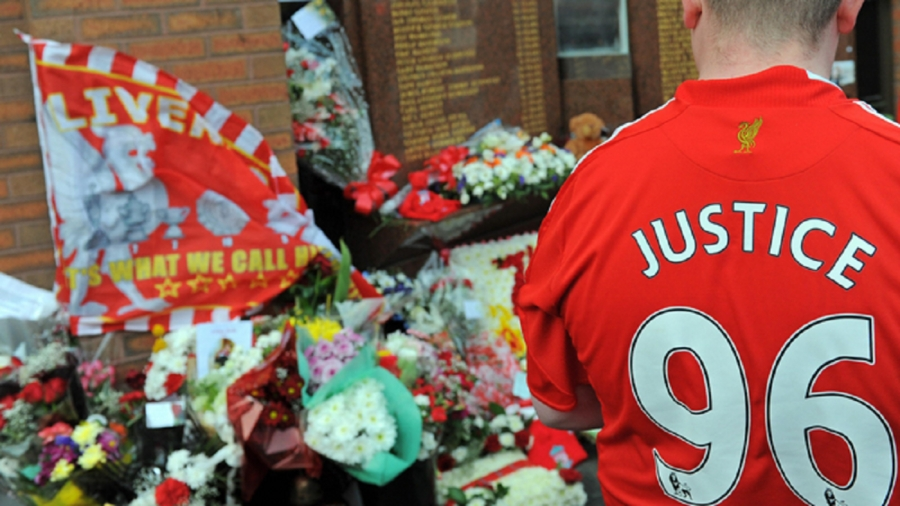 Liverpool react after Hillsborough trail collapse