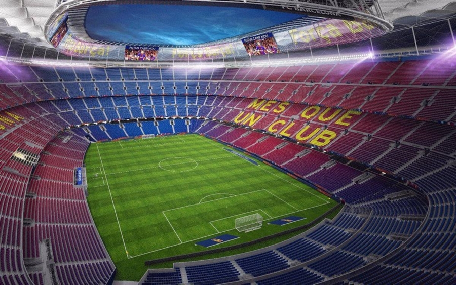 Barcelona receive financial boost as credit agency gives club positive debt rating
