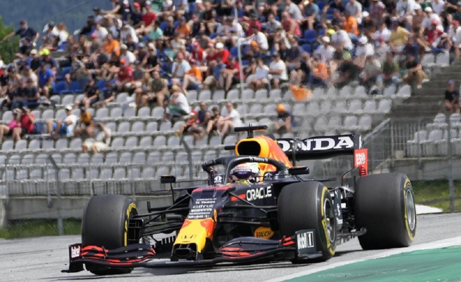 Verstappen dominates Styrian GP for his 4th win of F1 season