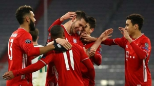 Bayern Munich v Lokomotiv Moscow: Holders cap off dominant group campaign in style