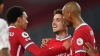 Liverpool v Arsenal: Jota wraps up win on league debut as champions maintain perfect start