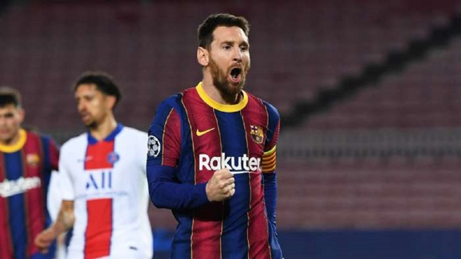 Messi to sign new Barcelona contract & take wage cut