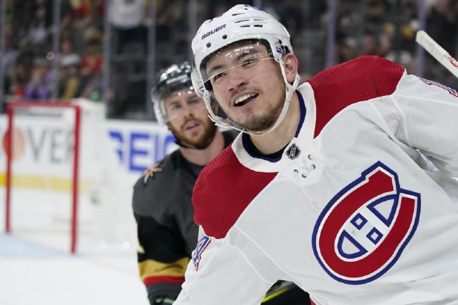 Montreal Canadiens v Vegas Golden Knights: Price makes 26 saves, Habs top Vegas, one win from Final