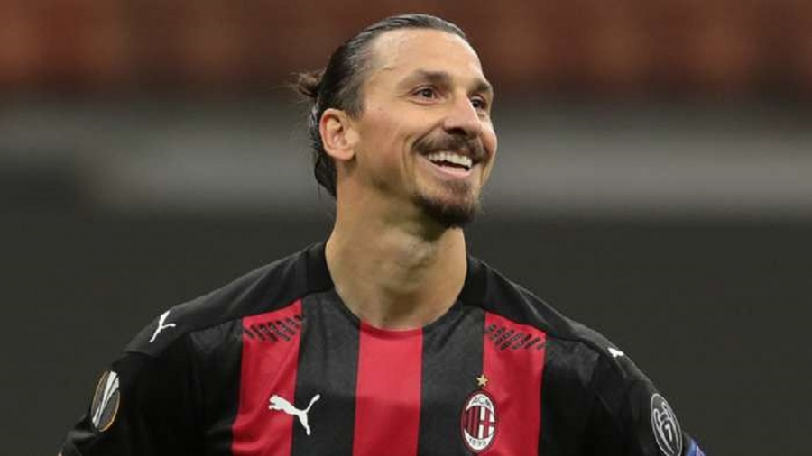 Ibrahimovic to sign new one-year AC Milan contract