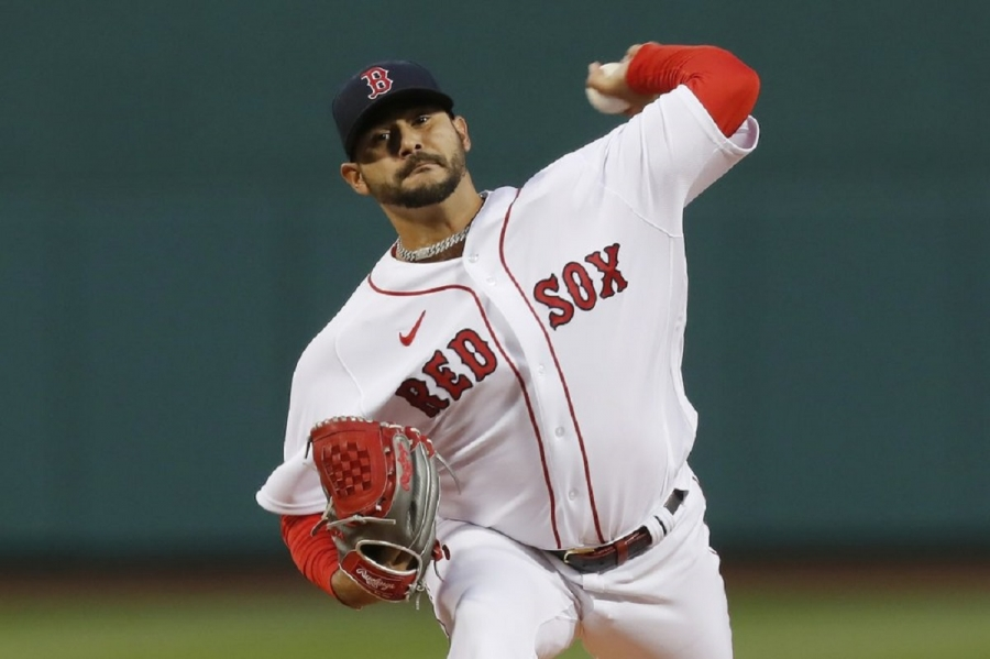 Tampa Bay Rays v Boston Red Sox: Martinez's 2-run double in 12th lifts Red Sox over Rays