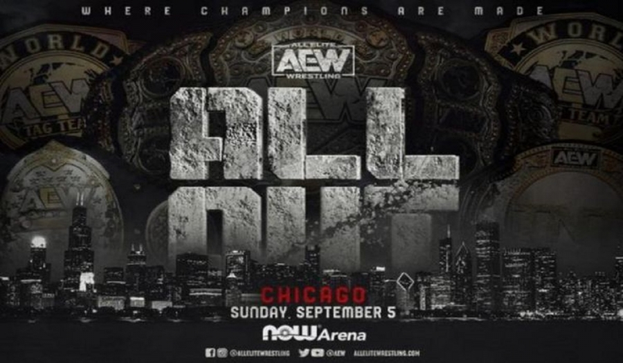 AEW All Out 2021