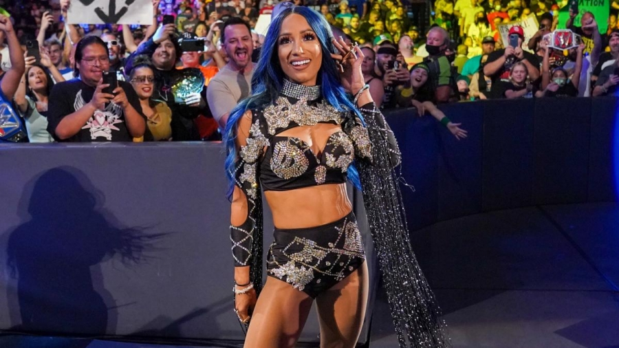 Update on Sasha Banks' absence from WWE TV
