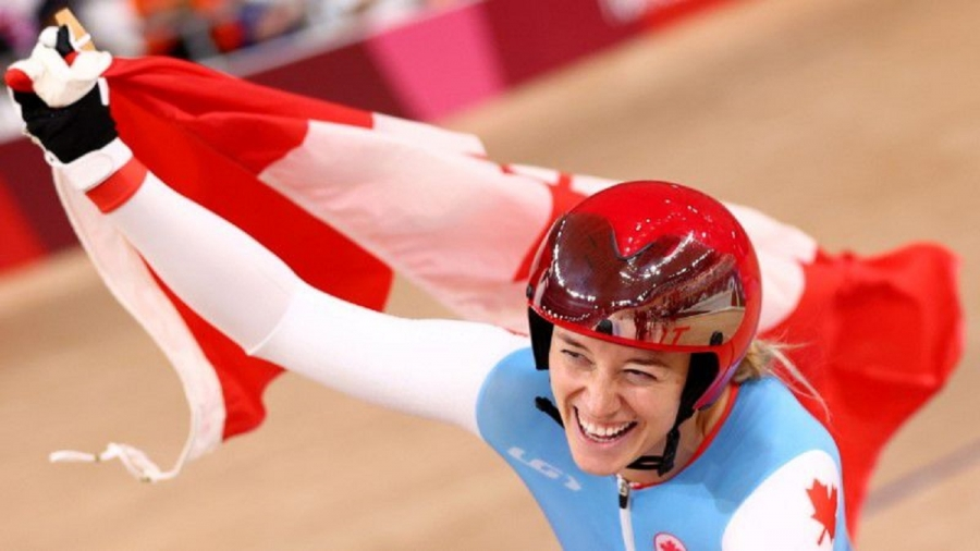 Canada's Mitchell cruises to women's sprint gold