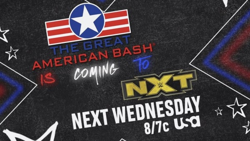 WWE announces NXT: The Great American Bash