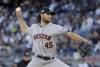 Cole pitches Astros past Yankees for 2-1 lead in ALCS