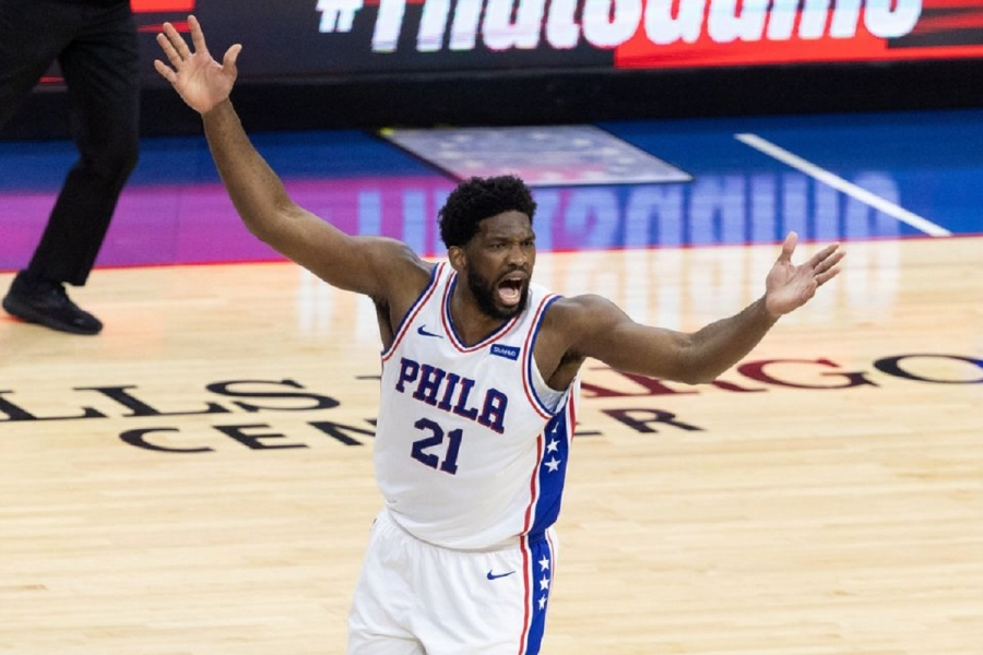 Joel Embiid, 76ers agree to deal worth reported 6M