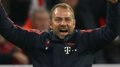 Flick unwilling to discuss Bayern Munich contract
