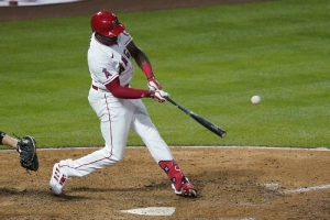 Chicago White Sox v Los Angeles Angels: Upton, Angels get lucky bounce, top hot Mercedes, White Sox