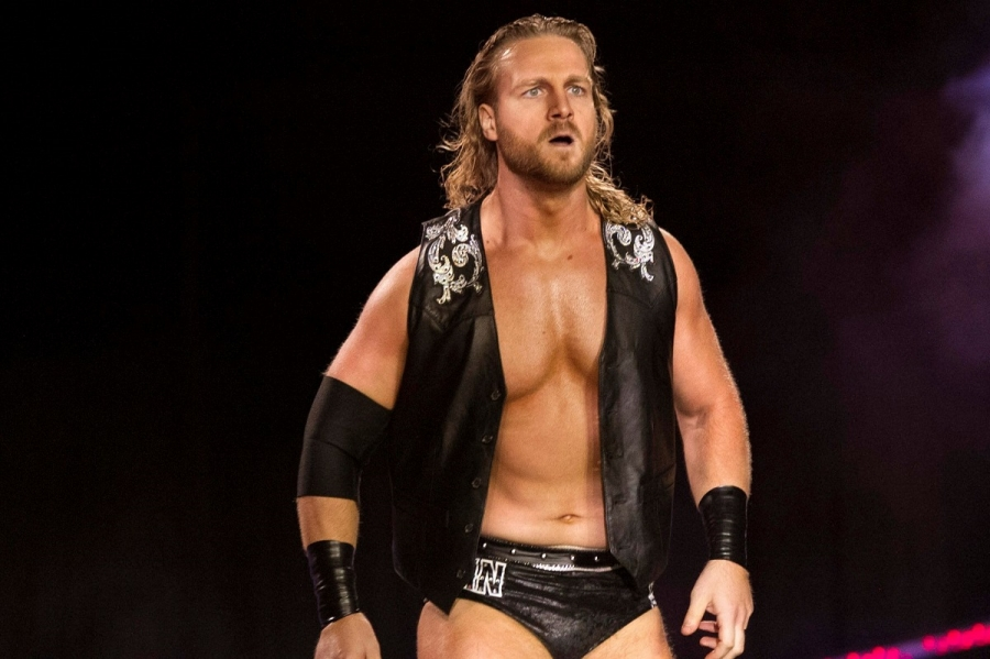 Adam Page not wrestling at AEW All Out