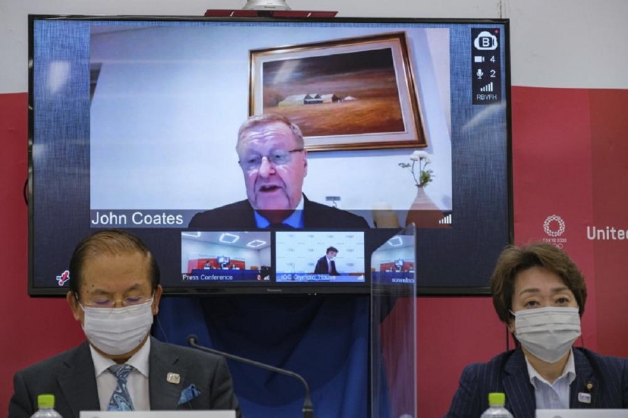 IOC VP: Tokyo Olympics go ahead even if state of emergency