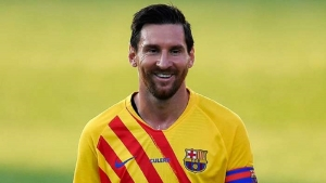 Koeman: Messi 'really excited' to be back in the Barcelona squad