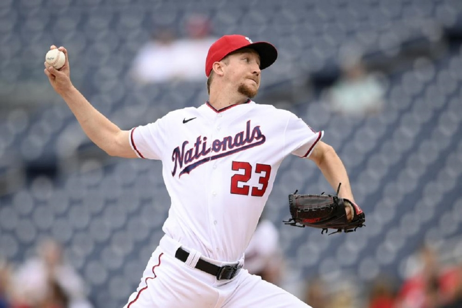 San Francisco Giants v Washington Nationals: Fedde back from COVID-19 list, leads Nats past SF in opener