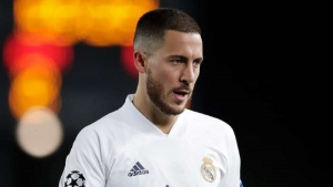 Hazard injury update offers Champions League hope