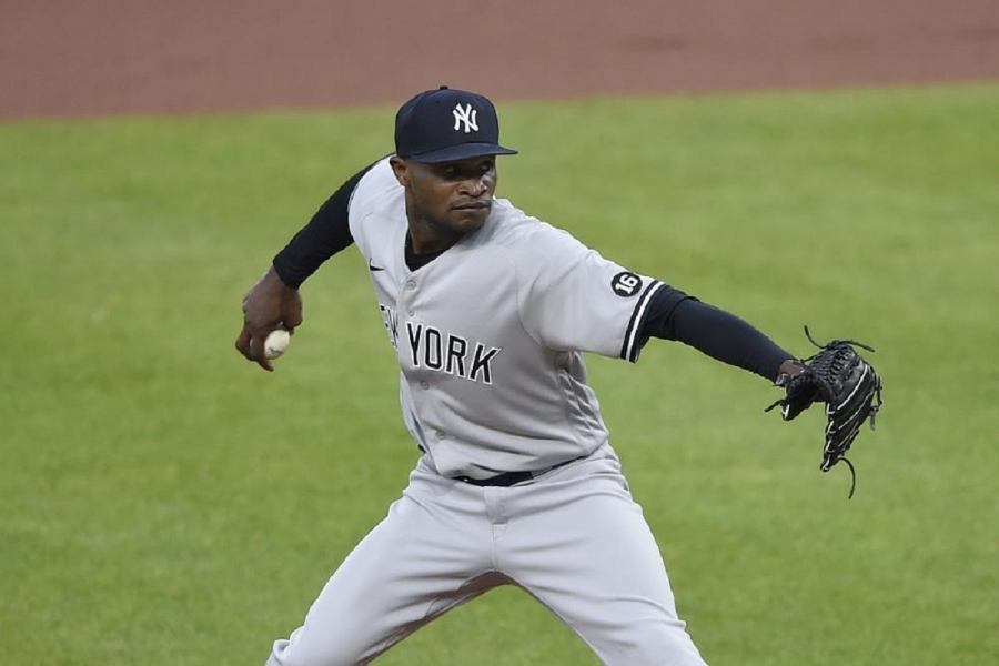 New York Yankees v Baltimore Orioles: Germán's 2nd straight win, Frazier's 1st homer lifts Yanks