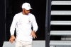 Belgian Grand Prix - Spa-Francorchamps, Spa, Belgium - August 27, 2020 Mercedes' Lewis Hamilton in the paddock ahead of the Belgian Grand Prix