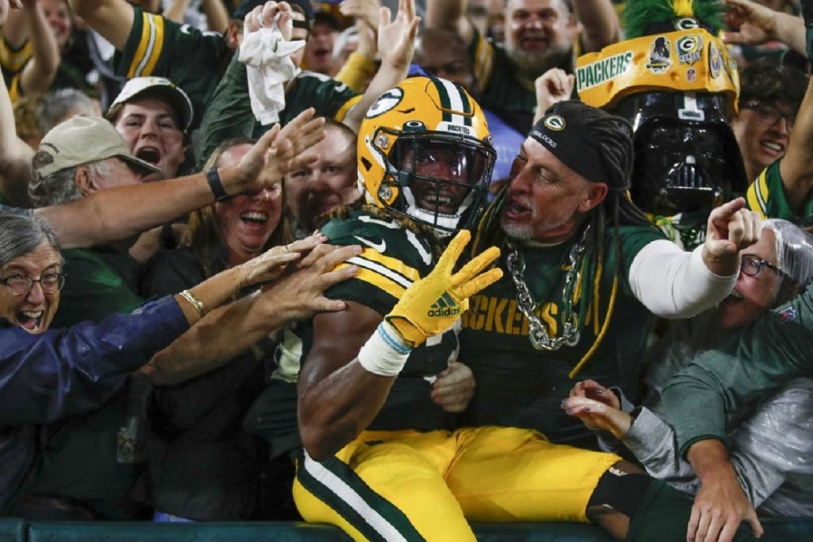 Detroit Lions v Green Bay Packers: Packers dominate 2nd half, bounce back to beat Lions