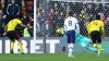 Gazzaniga rescues Spurs in drab draw